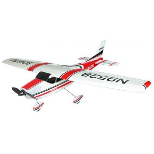 Радиоуправляемая модель самолета Art-Tech Cessna 182 4CH 21014 (размах крыла 98 см)